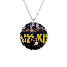 December Poster Print Necklace