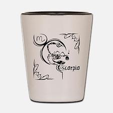 Scorpio9 Shot Glass