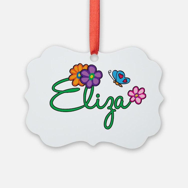 Eliza Ornament