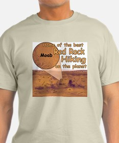 Moab Red Rock Hiking T-Shirt