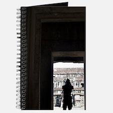 Angkor Wat can easily be viewedde of Siam  Journal