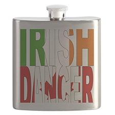 Irish Dancer - Canada Flask