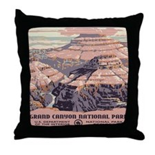 men_wallet_09 Throw Pillow