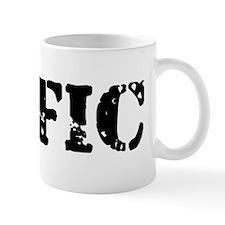 HMFIC Black Mug