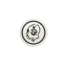 BW TBB LOGO 10x10_apparel copy Mini Button