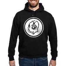 BW TBB LOGO 10x10_apparel copy Hoodie