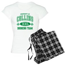 Collins Irish Drinking Team Pajamas