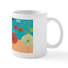 clutchbagdandelions Mug