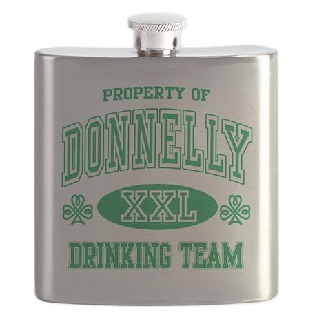 Donnelly Irish Drinking Team Flask