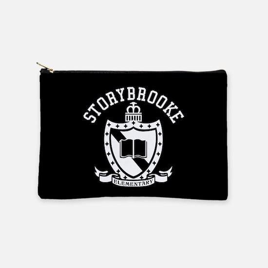 Storybrooke School Crest Makeup Pouch