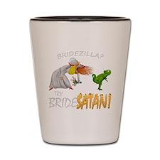 Bridezilla Shot Glass