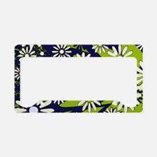 starkdaisiesshoulder License Plate Holder