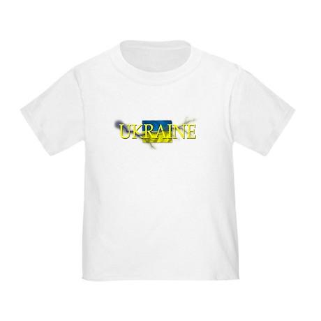 UKRAINE Toddler T-Shirt