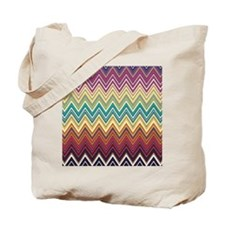 missoni-tall Tote Bag
