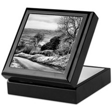 West Heslerton | BW Keepsake Box