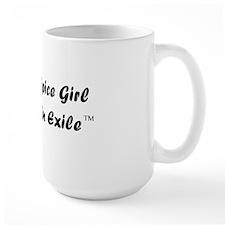 Spice Girl Exile Car Magnet Mug