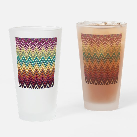 missoni-tall Drinking Glass
