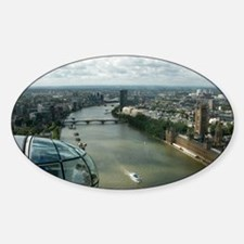 A London Eyes View Decal