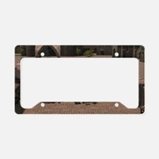 Marketday Lunch (cp) License Plate Holder