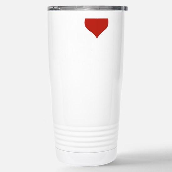 I love redheads Stainless Steel Travel Mug