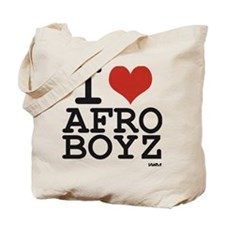 I love afro boys Tote Bag