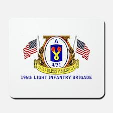 A 4/31 196th LIB Mousepad