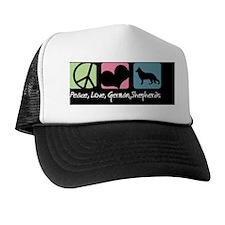 peacedogs3 Trucker Hat