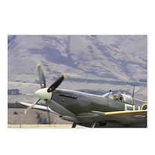 Supermarine Spitfire - Br Postcards (Package of 8)