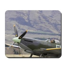 Supermarine Spitfire - British and allie Mousepad