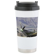 Supermarine Spitfire - British  Travel Mug
