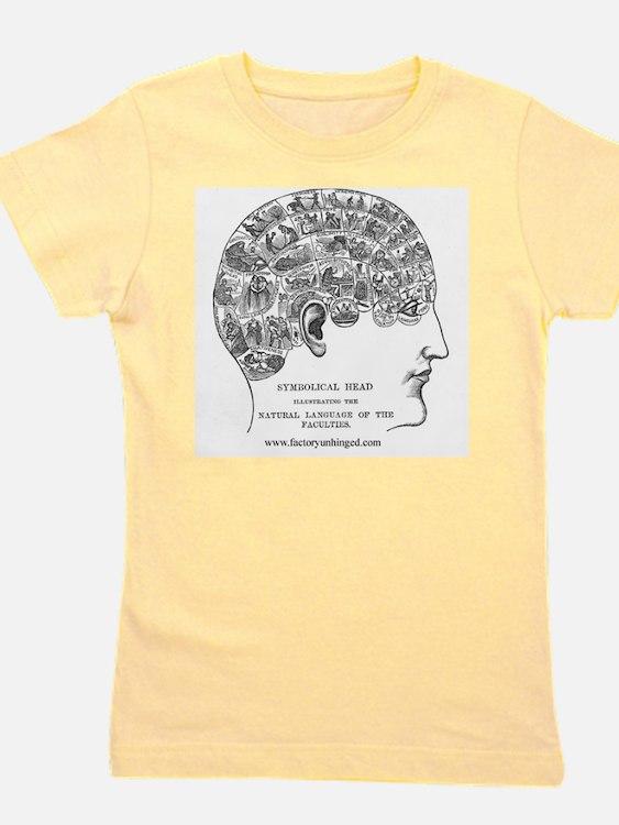 Symbolical Head Girl's Tee