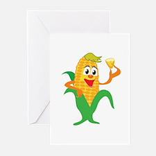 Cute Corn! Greeting Cards (Pk of 10)