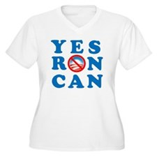 Yes RON Can squar T-Shirt