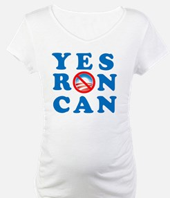 Yes RON Can square 2 Shirt