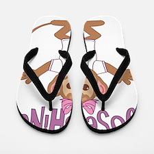 josephine-g-monkey Flip Flops