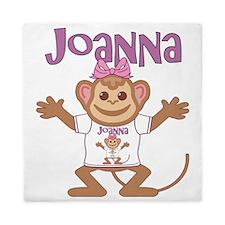 joanna-g-monkey Queen Duvet