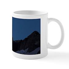 Arthurs Pass National Park. Moon rise o Mug