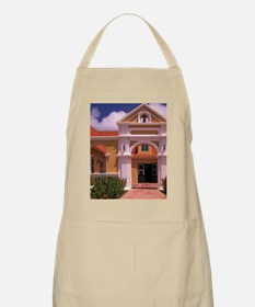 Now a school facility Apron