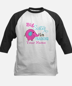 Big Sister in Training - Personalized Tee