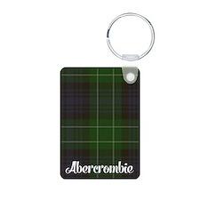 Abercrombie Tartan Keychains