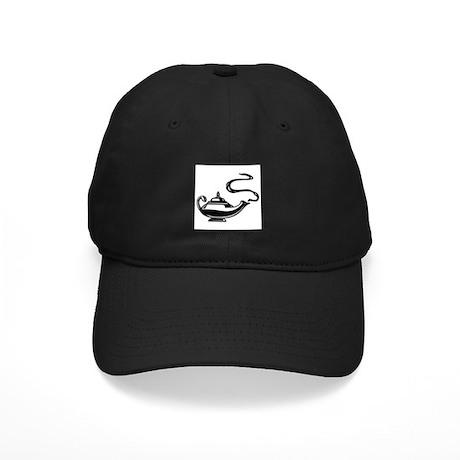 Magic Lantern Black Cap