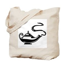 Magic Lantern Tote Bag