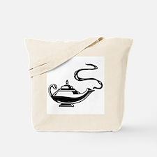 Magic Lantern Tote Bag
