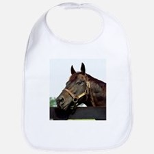 SEATTLE SLEW Bib