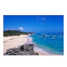 Caribbean, Bermuda. Warwi Postcards (Package of 8)