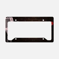 5mic License Plate Holder