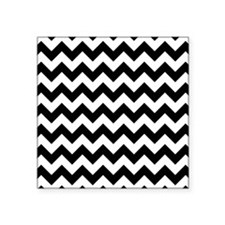 "chevron-pattern_15x18h Square Sticker 3"" x 3"""