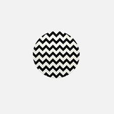 chevron-pattern_15x18h Mini Button