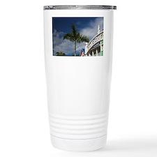 Dominican Republic Travel Mug