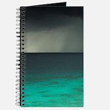 Storm over Ocean, Western Bonaire, Netherl Journal